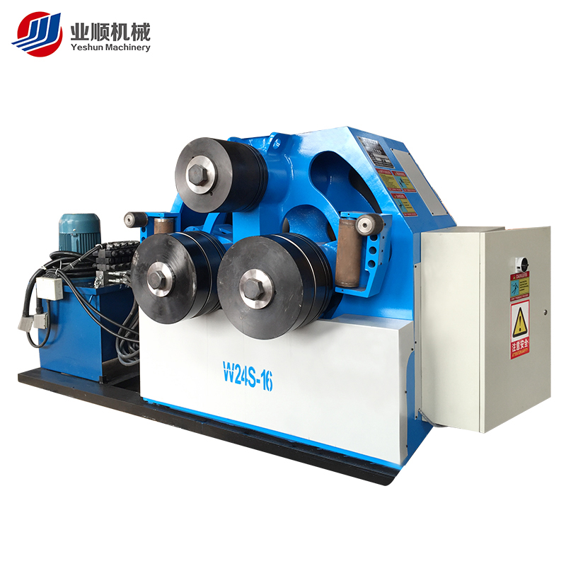 high quality roll round used pipe bending machine
