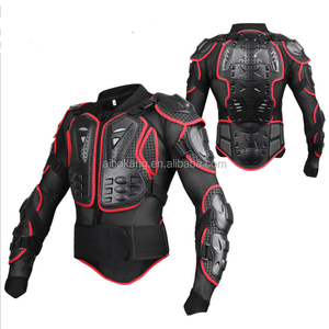 2018 Top selling safety motorbike jacket body guard men motorcycle jacket