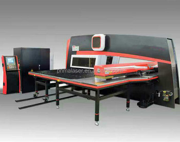 8/10/12/24/30/32 Working Station CNC Turret Punch Press/CNC punching machine