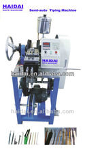 2014 The latest automatic shoe lace tipping machine