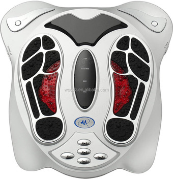 Wochuan Acupuncture Electric Foot Massager With Tens Funtion
