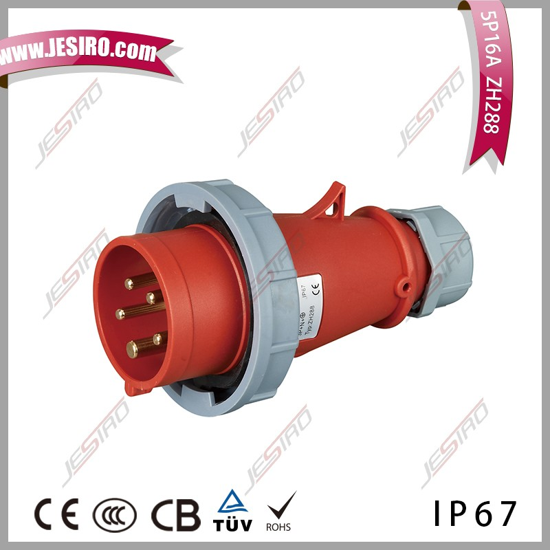 Best Selling Products in Europe Durable 3P+N+E European Industrial <strong>Plug</strong> And Socket