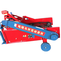 Competitive price potato garlic onion harvester machine