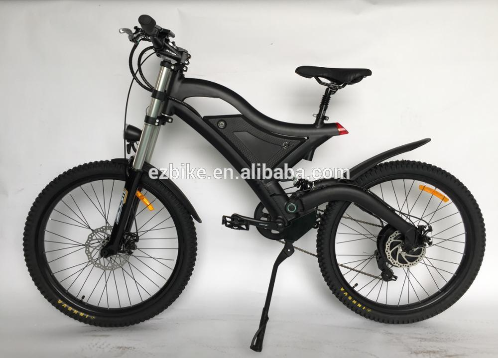 Lady Folding Electric Bike with Magnesium Integrated Wheel