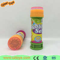 Child's Toy Beach Tools Water Bubbles water bottle of bubble water