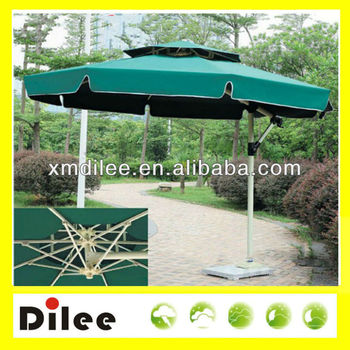 Metal Side Stand Patio Umbrella For Garden Using