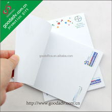 Hot Selling Custom cheap sticky a5 note pad