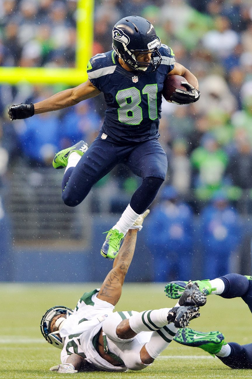 Golden Tate Poster 24x36 inches SEATTLE SEAHAWKS High Quality Gloss Print 101