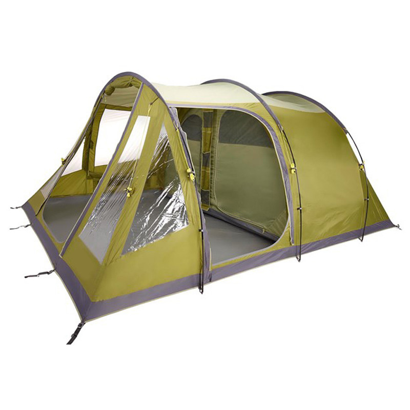 Custom Camping Family 2 Room 2 Door Tent Camping 5 Person ...