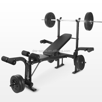 Bench Press Home Gym Multistation Weights Training Exercise Fitness Equipment Exercise Bench W285a Buy Bench Press Gym Bench Press Exercise Bench