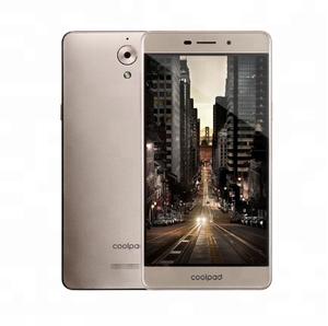 Original Coolpad E502 (Y83) 5 5 inch MTK6735P Quad core 3GB+16GB dual 8MP  cameras most popular Android 6 0 4G LTE smartphone