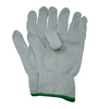 NMSAFETY cheapest cotton gloves made from china with high quality White outdoors cotton working gloves