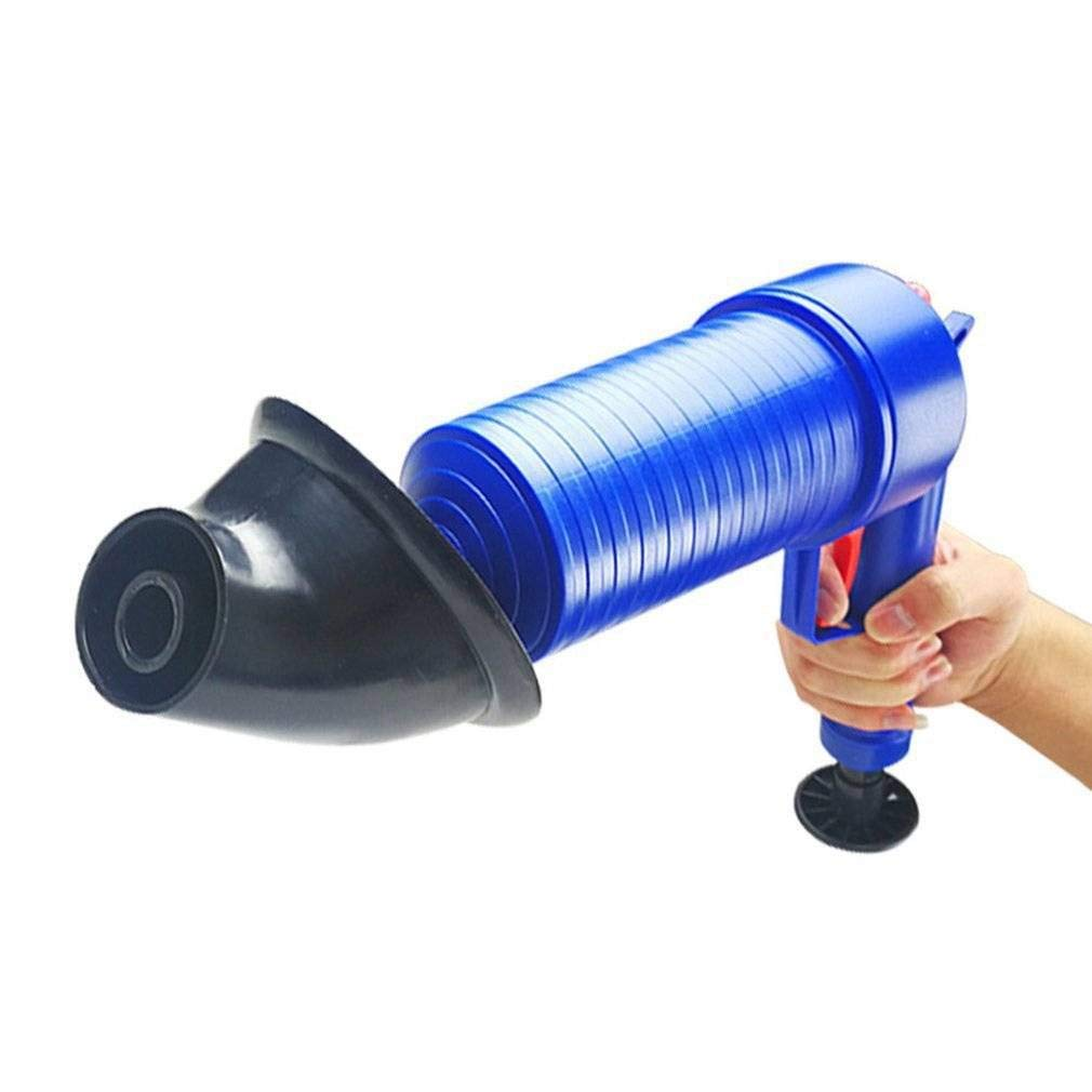Awesome High Pressure Air Drain Blaster Cleaner Toilets Drain Cleaner, Suite For  Dredging Home Toilet Bathtub