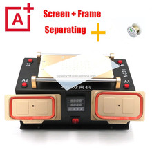 3 in 1 A-frame separator machine LCD extraction Middle Frame separator machine for samsung lcd A frame separating
