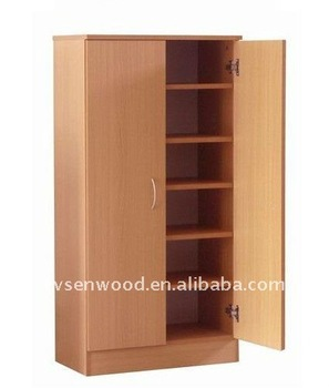 Price Melamine Mdf Particle Board Wardrobe