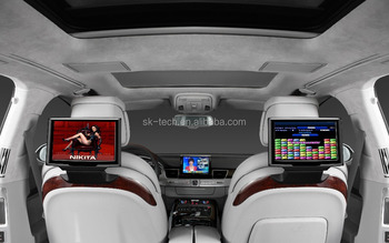 Best Price Inch Lcd Touchscreen Car Headrest Monitor With - Audi best price