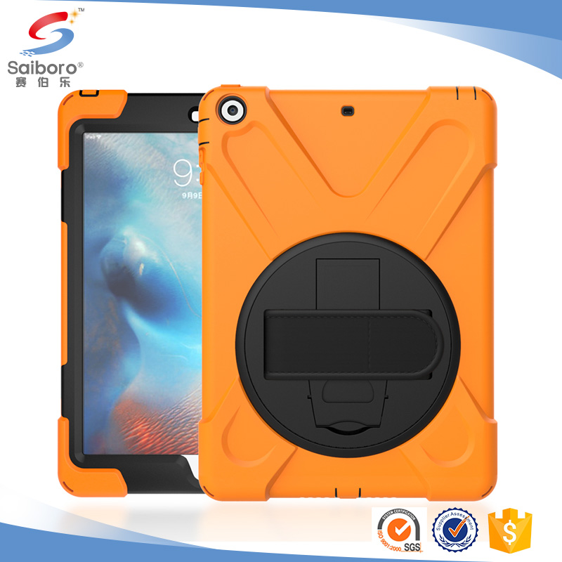 Guangzhou Phone Accessory Fashionable Kick Stand Tablet Case for ipad mini