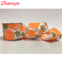 Hot selling wrapping decoration printed ribbon