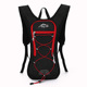 Trending Nylon Bicycle Cycling Backpack 15''with Hydration System and Helmet Pocket