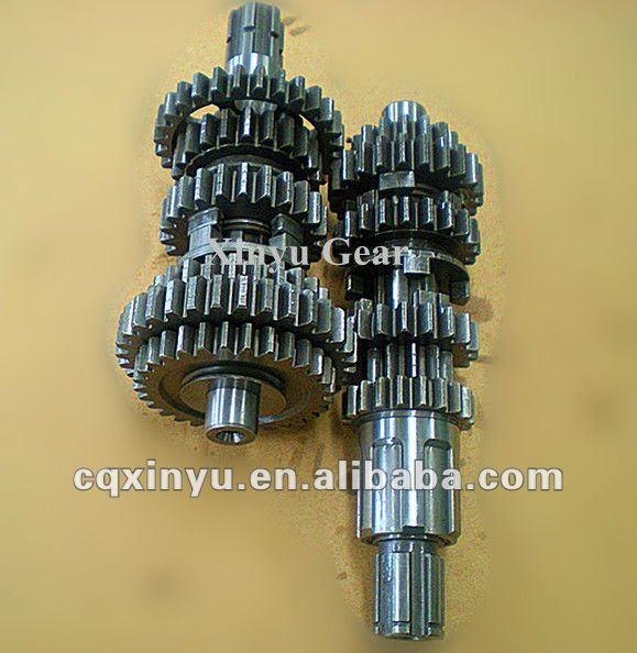 CG200 motorcycle gear/Engine/transmission/reverse gear