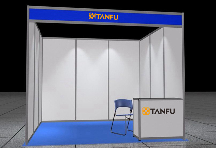 Modular Exhibition Stands Xbox One : Or standard shell scheme booth for trade show