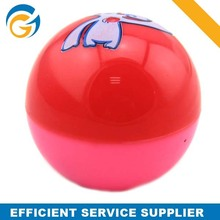Custom Best Selling Printed Air Bouncing Ball With Lights Inside
