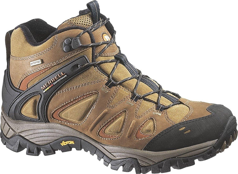 d67d6b265e33b Get Quotations · Merrell Men s Radland Mid Hiking Boots