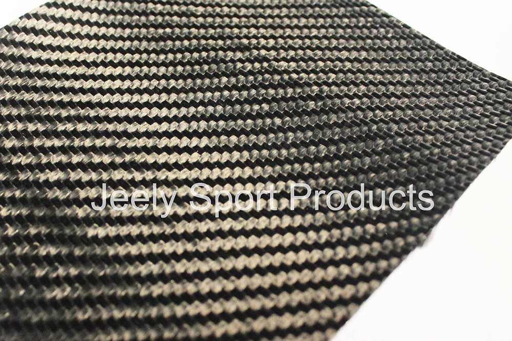 Twill and plain woven prepreg carbon fabric