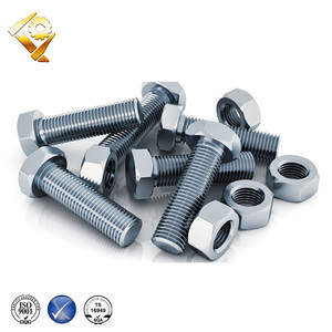 China fastener supplier bolt and nut