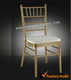 High quality stacking wedding chair supplier chiavari chair with pad YC-AGC21