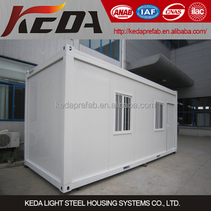 mobile container office with cable/wire hot sale Papua New Guinea