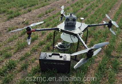 SZM X6-1900 Agriculture Spray Unmanned Aerial Vehicle Drone