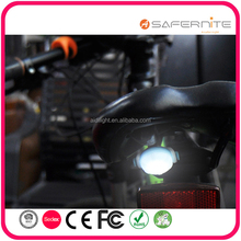 LED Safety Attach On Bike Outdoor Warning Bike Wheel Light