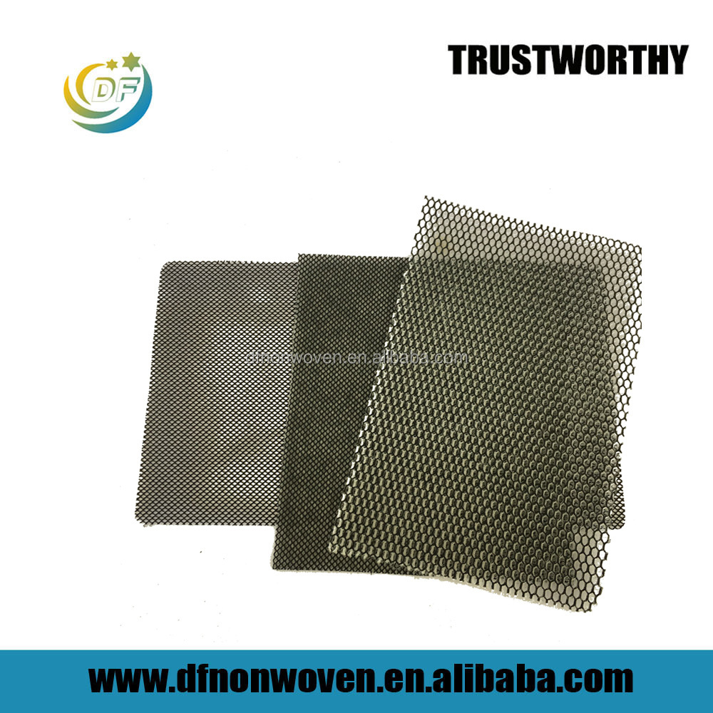 Air conditioning activated carbon filter fishing net