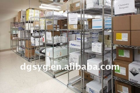 Hospital Wire Shelving for Healthcare-Hospital Supply Storage