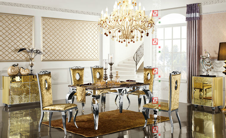 Marble dining table prices marble top dining table designs for Dining room designs india