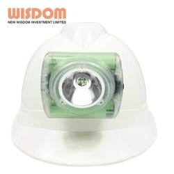 Wisdom Lamp3A 12000lux ATEX approved led cordless mining lamp