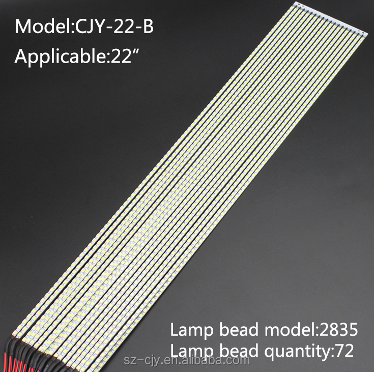 universal cheap LED light bar 22 inch factory