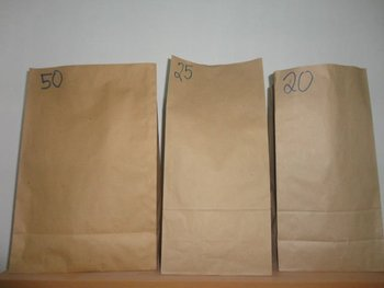 Kraft Brown Paper Bags - Buy Recycle Paper Bag Product on Alibaba com