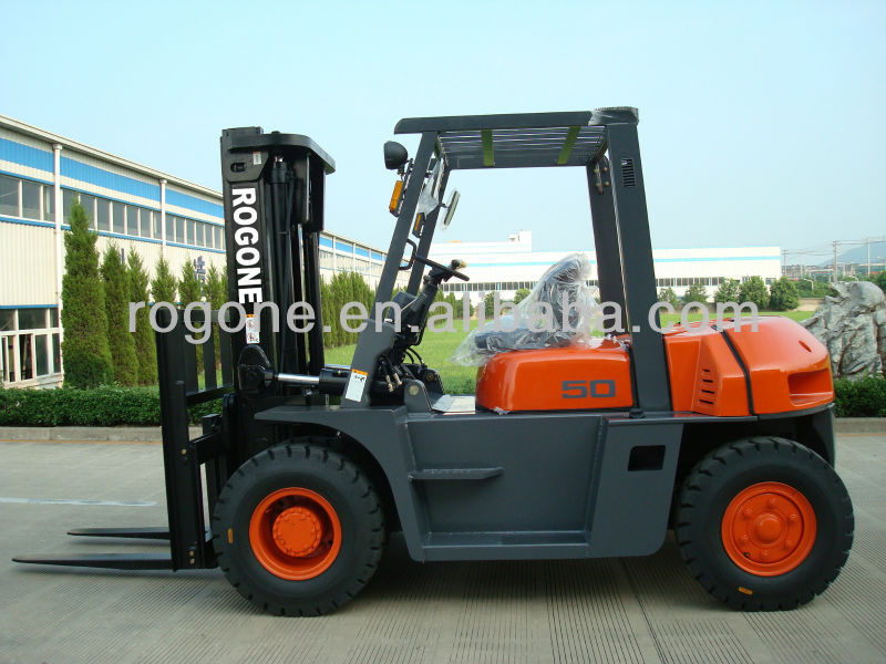 Logistic equipment 5.0 ton TCM Type Diesel lift truck FD50T