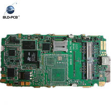 94vo circuit board manufacturer Single Sided layer pcb PCBA With Professional DIP Service assembled Lead Free HASL PCB