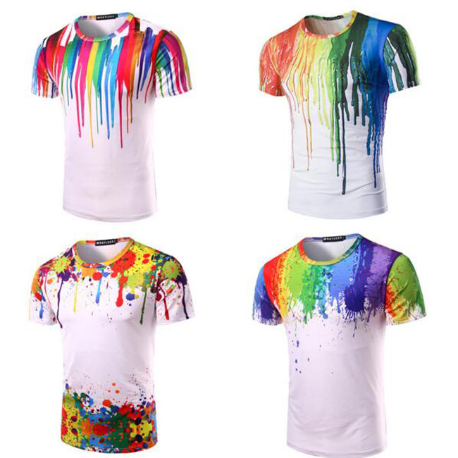 rainbow popular fanny ladies t shirts