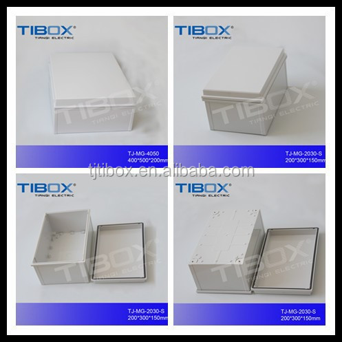 TIBOX industrial control panel china waterproof enclosures for electronics