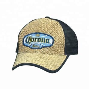 Straw Trucker Cap 1adf41ae2205