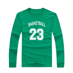 Adult school team basketball jersey uniform2016 Men's fleece cotton and wool men's basketball tops