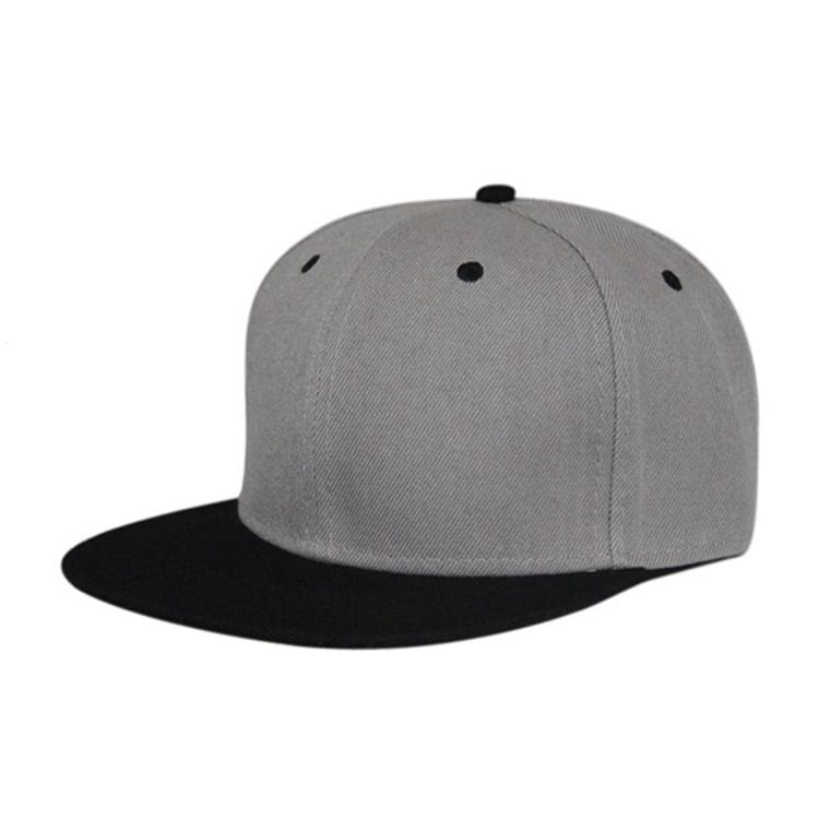 High Quality Blank Hat Custom Hip Hop Cap Snapback 05b841c03b9