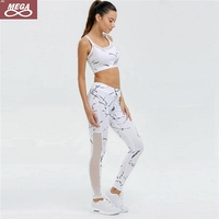 New Women Yoga Sets Bra+Pants Fitness Workout Clothing