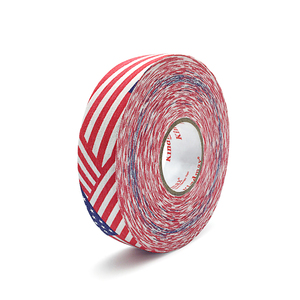 Woven cotton custom printed sports ice hockey tape