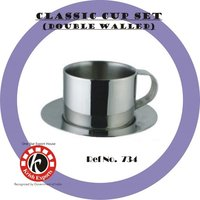 Classic Cup Set [Double Walled]