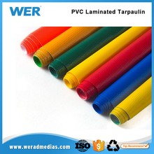 advertising 2016 hot selling Eco Solvent Media rubber tarpaulin